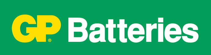 GP Batteries logotype